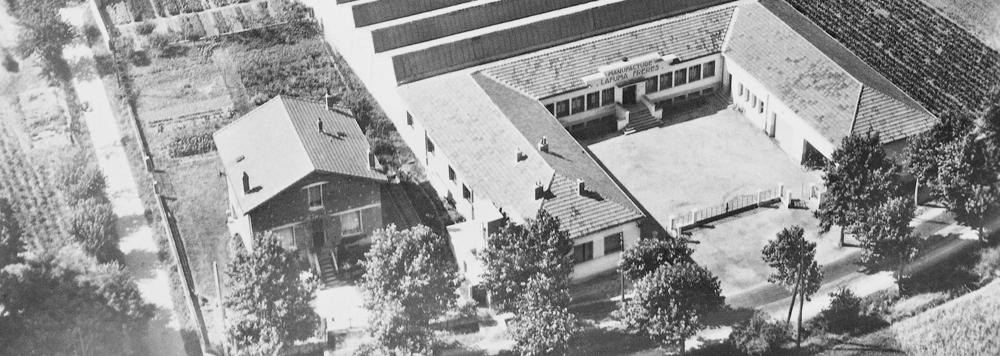 Ancienne usine Lafuma